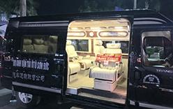 Các đại lý bán vé xe Bus (Trung Quốc) tại Hà Nội