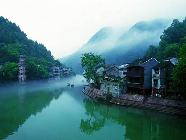Trương Gia Giới - chốn Bồng Lai, nơi Tiên Cảnh