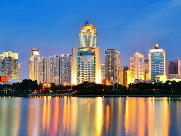Tour Quảng Châu - Thẩm Quyến - Nam Ninh (tàu thường)